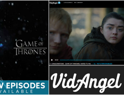 Guilt Free Game of Thrones with VidAngel
