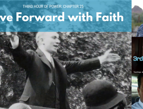 Gordon B. Hinckley- Chapter 25: Move Forward with Faith
